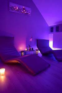 Salle de relaxation